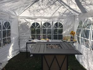 Canopy party tents (1 new 1 used) for Sale in Escondido, CA
