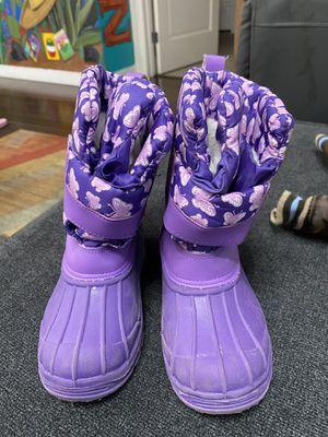 Girls snow boots for Sale in Heber-Overgaard, AZ