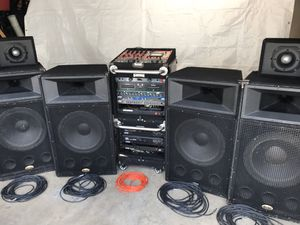 Dj Equipment for Sale in West Covina, CA