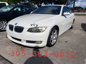 2006 BMW CONVERTIBLE for Sale in Oakland Park, FL