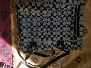 Authentic Coach carryall for Sale in Laveen Village, AZ