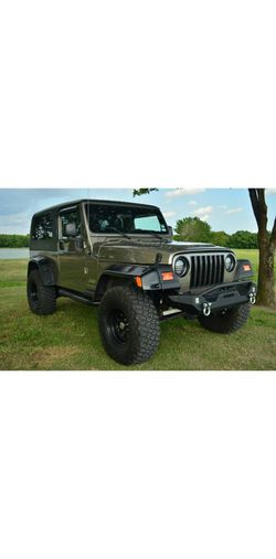 ExcellentEngine2005 Jeep Wrangler TJ Unlimited (LJ)LowMiles for Sale in Reading,  PA
