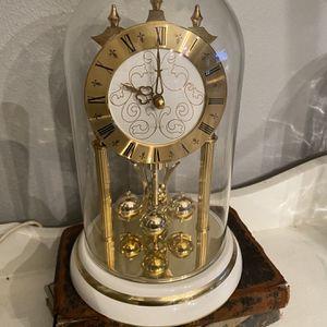 Dunhaven quartz 85 anniversary German clock for Sale in Lynnwood, WA