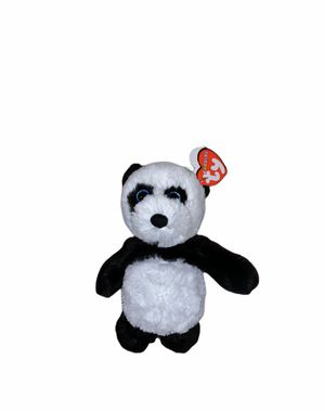 TY Cuddlys - FLUFF the Panda - MWMTs Stuffed Animal Toy for Sale in Chula Vista, CA