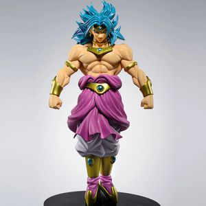 Dragon Ball Z Scultures BIG Modeling Budokai Tenkaichi 7 Broly Figure Collectible Mascot Toys 100% Original for Sale in Annville, PA