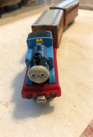 Thomas the train with Diecast Annie & Clarabel for Sale in Riverside, CA
