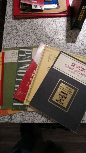 Vintage Methods, Studies, Exercises, and Pieces Manuals and Books for. Violin. Solo for Sale in Westminster, CO