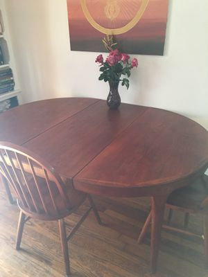 Cherry wood kitchen table for Sale in Lake Worth, FL