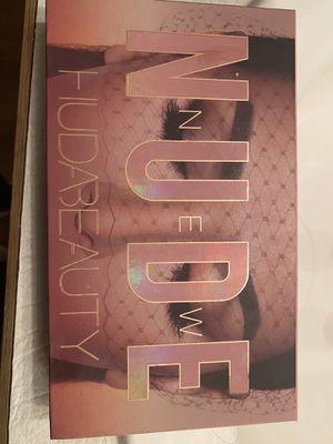 Huda Beauty Nude Palette for Sale in Tucson, AZ
