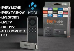 firestick with Kodi addons for Sale in San Diego, CA