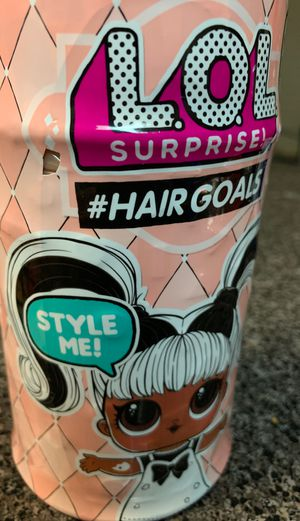 LOL Surprise Hairgoals GOLD for Sale in San Antonio, TX