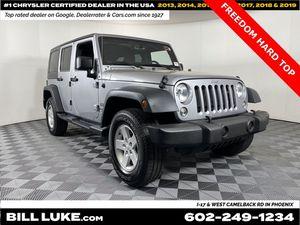 2018 Jeep Wrangler JK Unlimited for Sale in Phoenix, AZ