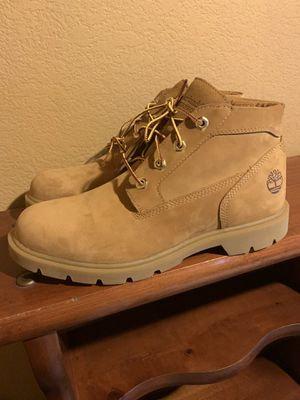 Timberland boots men size 10 for Sale in Hayward, CA