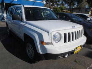 2017 Jeep Patriot for Sale in Santa Ana, CA