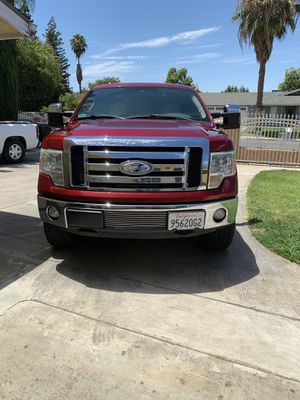 2013 Ford F150 4x4 Lariat salvaje title $16,650 for Sale in Reedley, CA