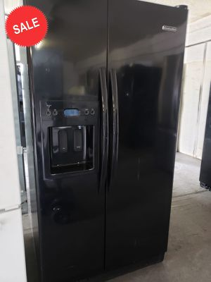💎💎💎36in Wide KitchenAid Refrigerator Fridge Works Perfect #1431💎💎💎 for Sale in Riverside, CA