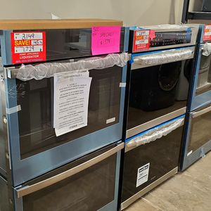 New appliances open box scratch n dent 1 yr warranty for Sale in Kennewick, WA