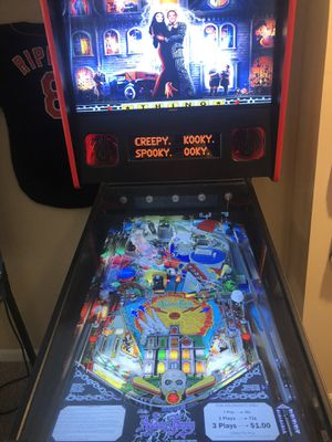 Virtual Pinball Machine for Sale in Farmington Hills, MI
