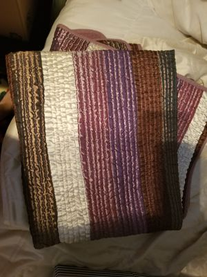 Blanket/throw for Sale in Parma, OH