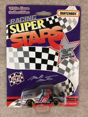 Matchbox NASCAR #6 Mark Martin for Sale in Quincy, IL