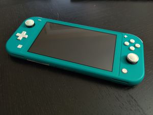 Nintendo Switch Lite - Teal for Sale in St. Louis, MO