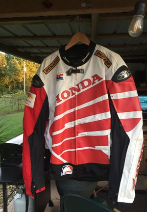 Motorcycle jacket for Sale in Dover, FL