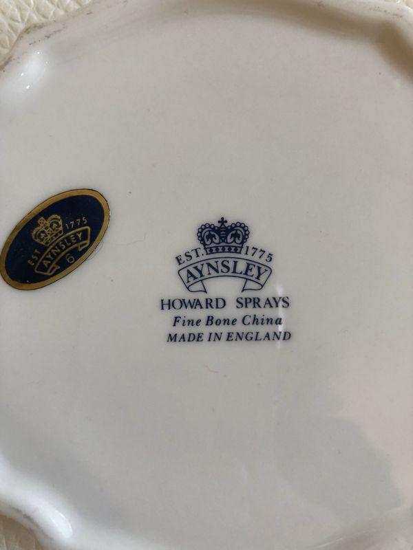3 Fine China Items