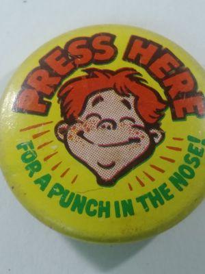 60s comic mini button for Sale in Waterbury, CT