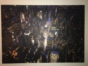 6ft x 4ft Canvas Printing New York Skyline for Sale in Windsor, ON
