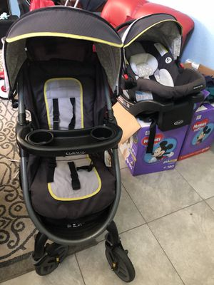 graco stroller car seat for Sale in Portland, OR