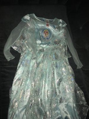 Hermoso vestido 👗 de niña de frozen for Sale in Inglewood, CA