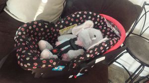 First stage forward and rear infant car seat *hospital approved * for Sale in North Las Vegas, NV