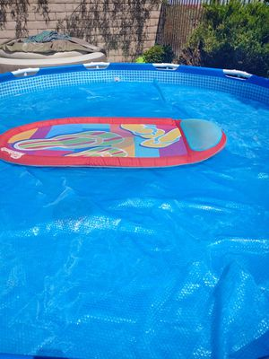 """POOL METAL FRAME, POSTS, T'S AND PINS FOR 12'x30"""" INTEX POOL !!! for Sale in Las Vegas, NV"""