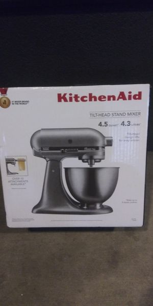 Kitchen Aid 4.5 quart Tilt-Head Stand Mixer for Sale in Portland, OR