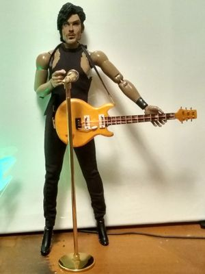 """Custom Prince 12"""" action figure for Sale in Houston, TX"""