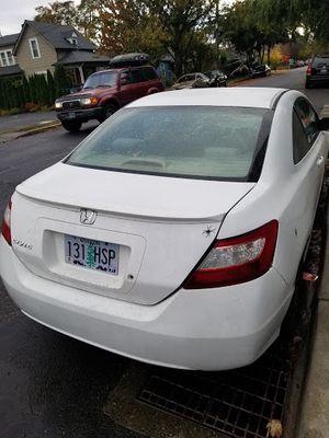 07 Honda Civic. Trade Welcome Trade. for Sale in Estacada, OR