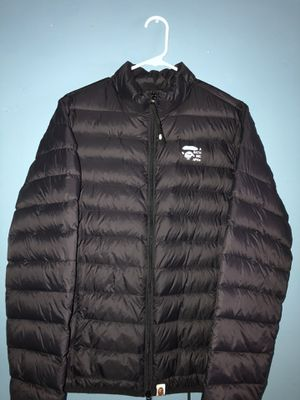 BAPE puffer jacket (light) for Sale in West Covina, CA