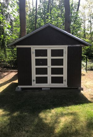 10' X 10' Shed for Sale in Renton, WA