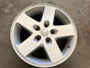 Jeep Wrangler Wheel - 17 Inch for Sale in Greenwood Village, CO