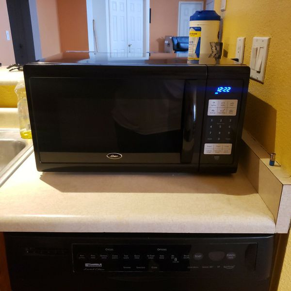 Oster Microwave