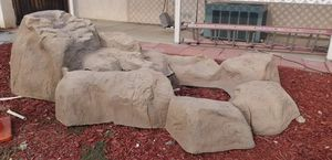 Free Fountain Rock for Sale in Perris, CA
