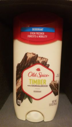 Old Spice Timber with sandalwood 3.0oz for Sale in Wimauma,  FL