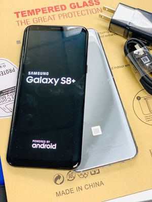 Samsung galaxy s8 plus unlocked for Sale in Boston, MA
