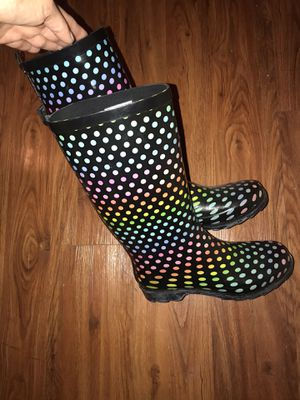 Rain boots ☔️ for Sale in Fort Lauderdale, FL
