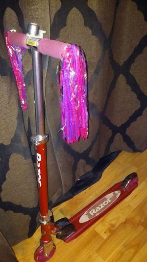 Pink Razor scooter for Sale in Fort Smith, AR