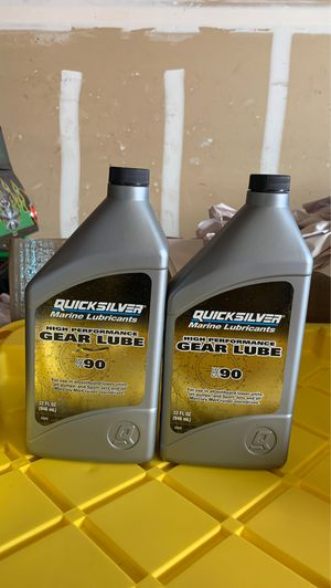 Gear Lube SAE 90 for Sale in San Diego, CA