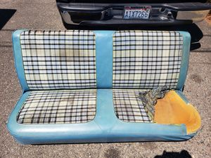 73-87 gmc / chevrolet c/k bench seat for Sale in Tacoma, WA