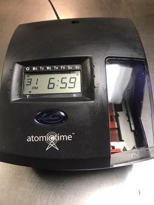 Time Clock - Lathem Model 1600E for Sale in Sandy Springs, GA