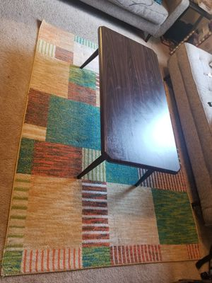 Mid century modern rug for Sale in Austin, TX