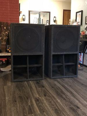 Dj speakers need gone for Sale in Portland, OR
